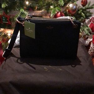 Brand new Black Kate Spade Bag with Tags!